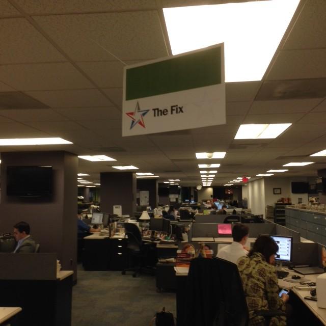 צוות כותבי הבלוג הפוליטי, The Fix
