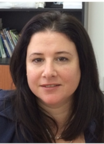 הלית בראל, לשעבר אנליסטית ומנהלת במועצה לבטחון לאומי (צילום: טל שניידר)