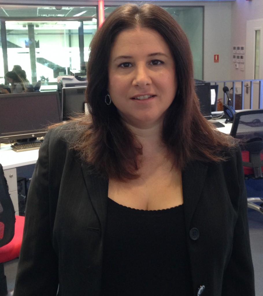 הלית בראל, לשעבר אנליסטית ומנהלת במועצה לבטחון לאומי