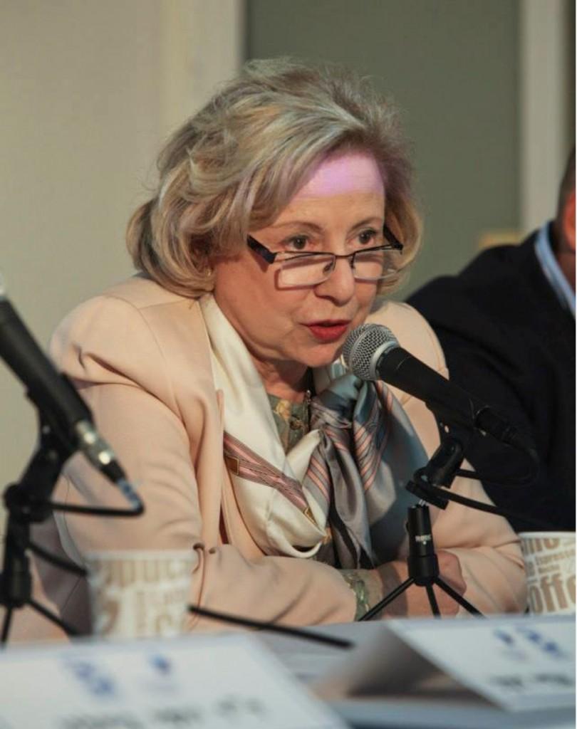 קולט אביטל, לשעבר קונסולית ישראל בניו יורק