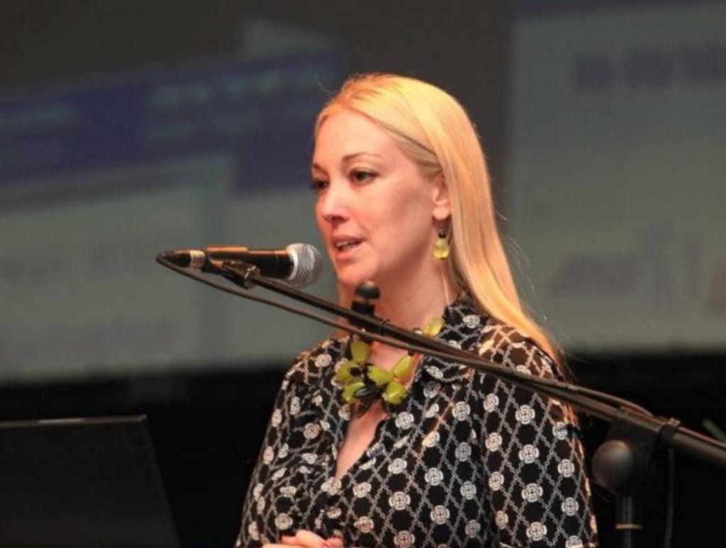 רות ווסרמן לנדה, לשעבר סגנית השגריר במצרים
