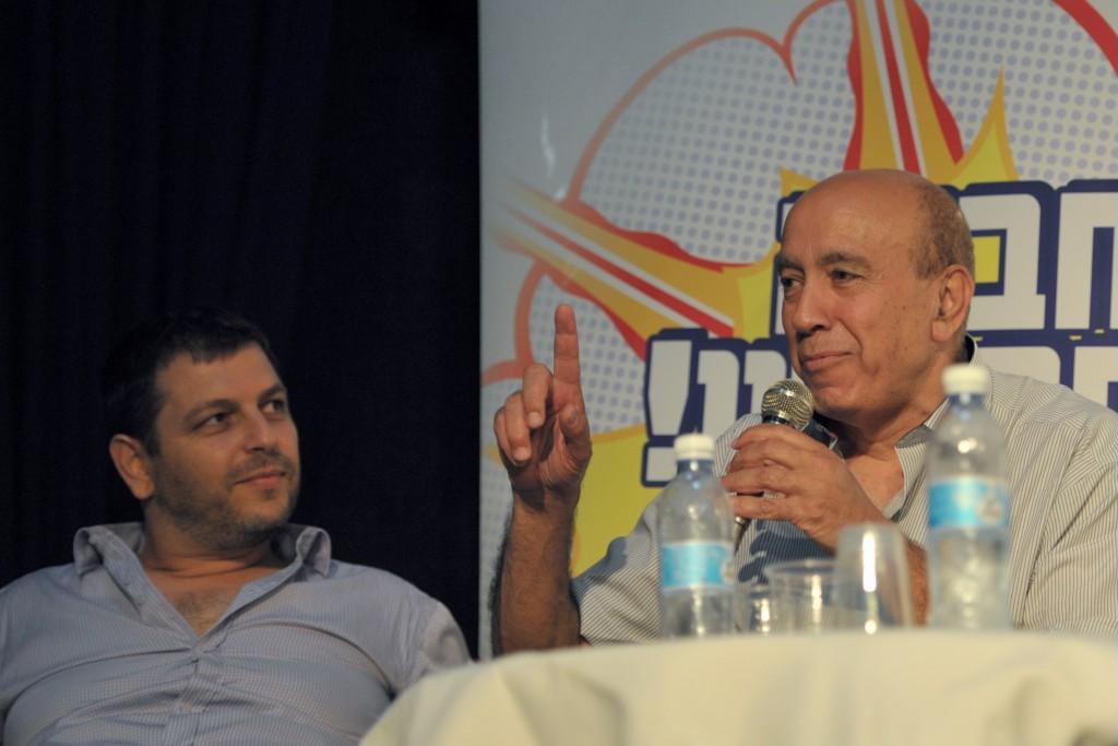בהלול אתמול בכנס ׳חברה תחת אש׳ שאורגן על ידי הקרן החדשה לישראל והאגודה לזכויות האזרח
