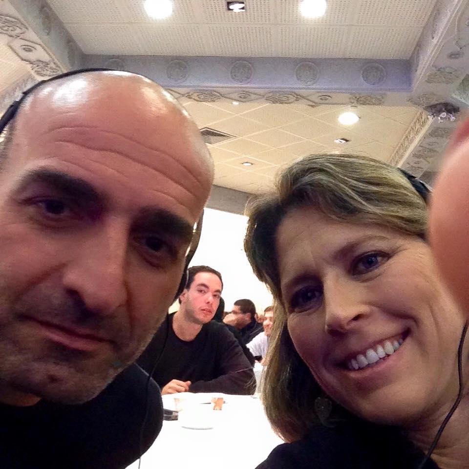 עם שרון לוזון