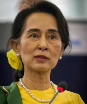אונג סאן סו צ'י – שינוי פוליטי ללא אלימות