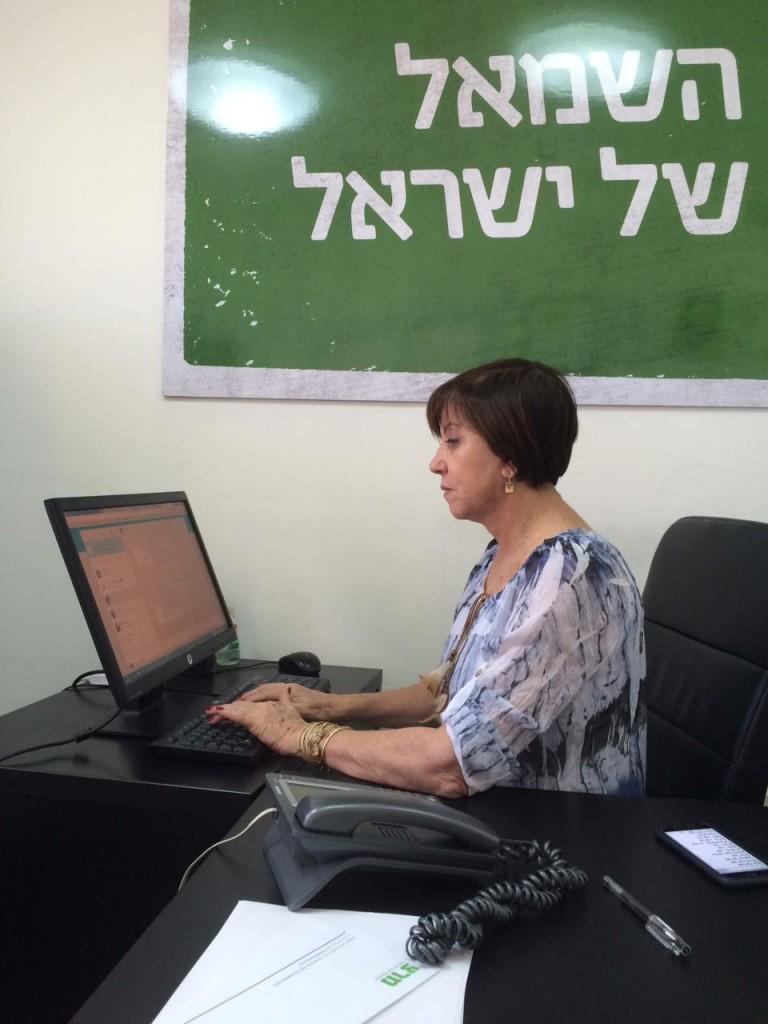 זהבה גלאון ראיון חלוצות