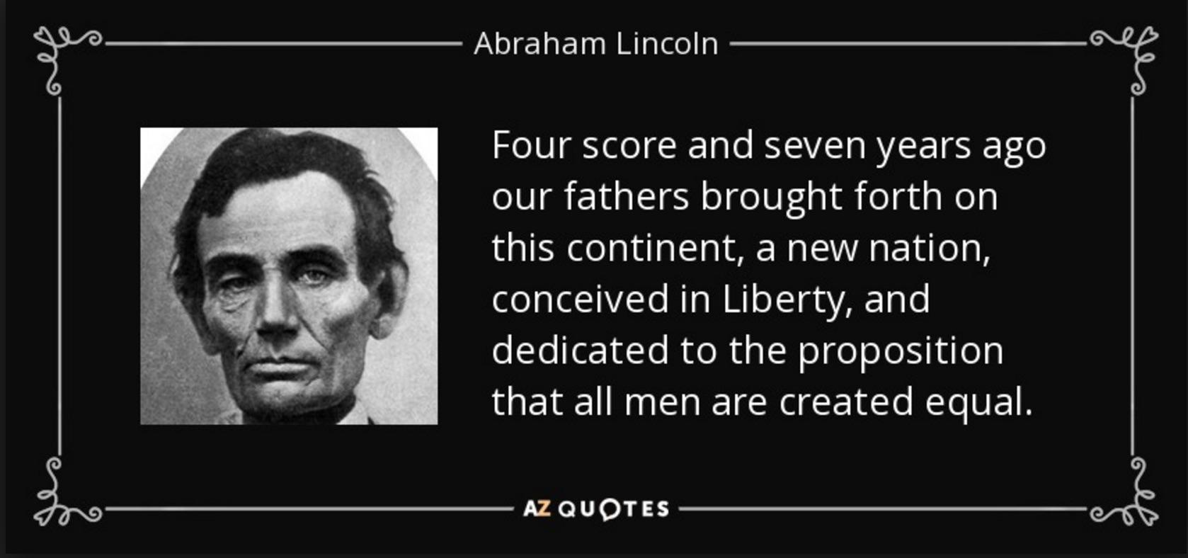 לינקולן