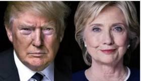 קרקס הביזאר: הצופים מצפים לדם על הבמה בעימות הנשיאותי