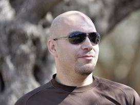 עפיף אבו, מוך, איש הייטק, בן 35, תושב באקה אל גרבייה