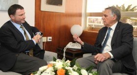 ליברמן יתמוך בכל מועמד לנשיאות של נתניהו