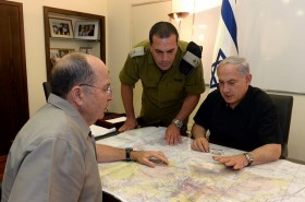 At Netanyahu's Nadir, a crisis is an opportunity