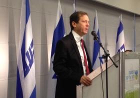 Bibi's Public Diplomacy Chief, Herzog