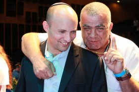 מזדהה עם הערכים היהודיים של הבית היהודי, חסון הדרוזי