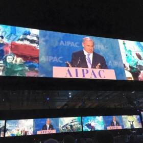 בין וושינגטון לירושלים, קמפיין פוליטי