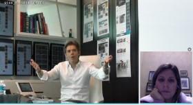 יורוניוז, רשת החדשות של אירופה – רשמים מבריסל