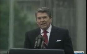 בוא הנה לשער הזה, הפל את החומה – על נאומים נשיאותיים