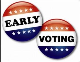 נתונים מתוך ההצבעה המוקדמת באמריקה