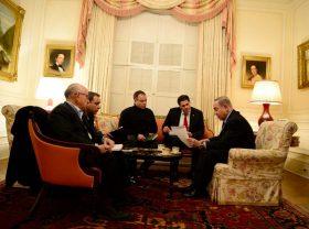 התפטרות היועץ לבטחון לאומי פלין